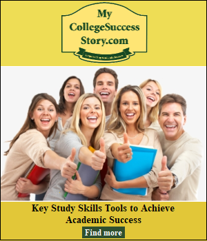 My College Success Story: Empowering College Success